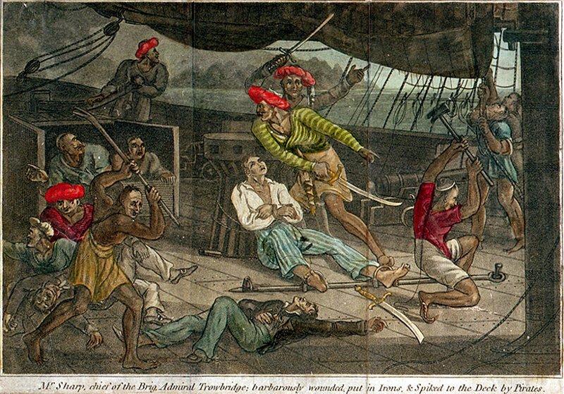 Некоторые любопытные факты о пиратах