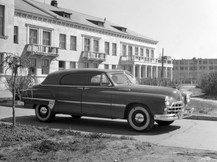 Правда и мифы о Чайке - советском автомобиле мечты