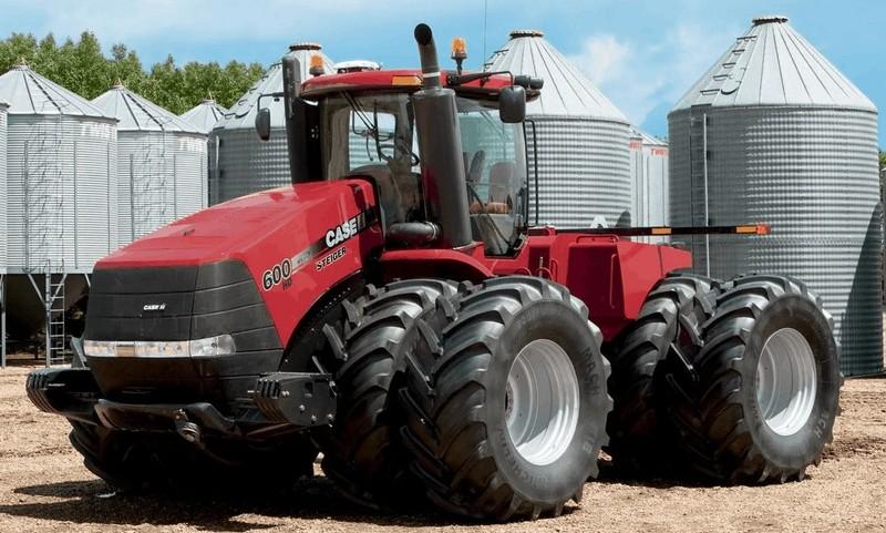 Самые большие из тракторов в мире