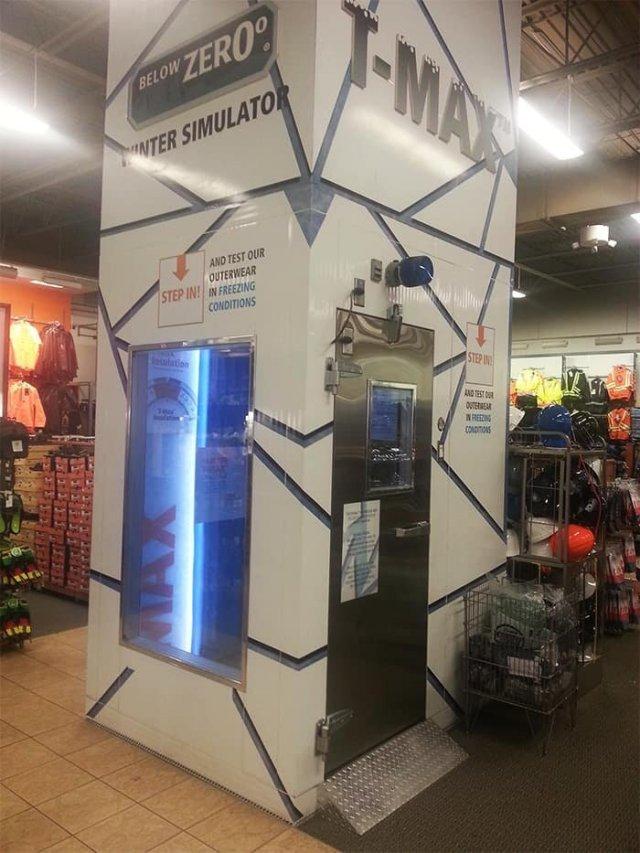 Полезные новаторские идеи в магазинах
