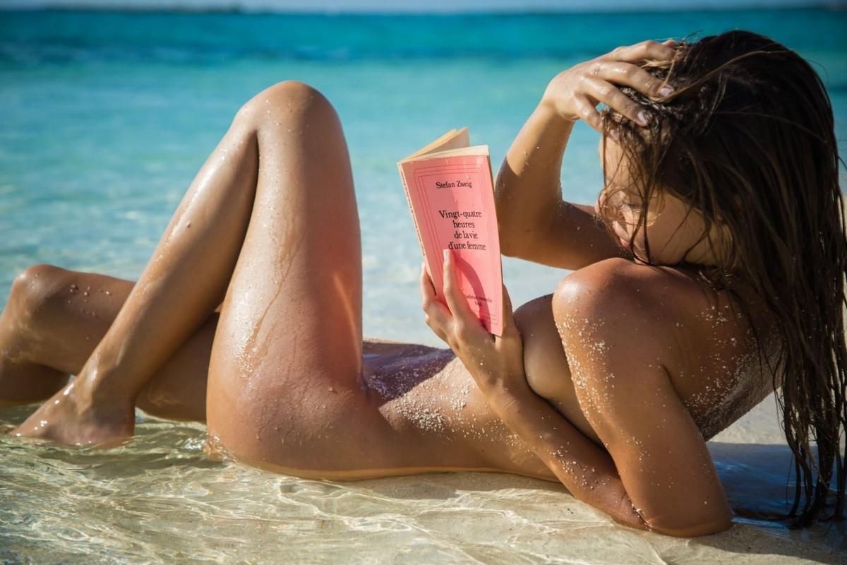 Женская сексуальность на снимках от Ким Акрич