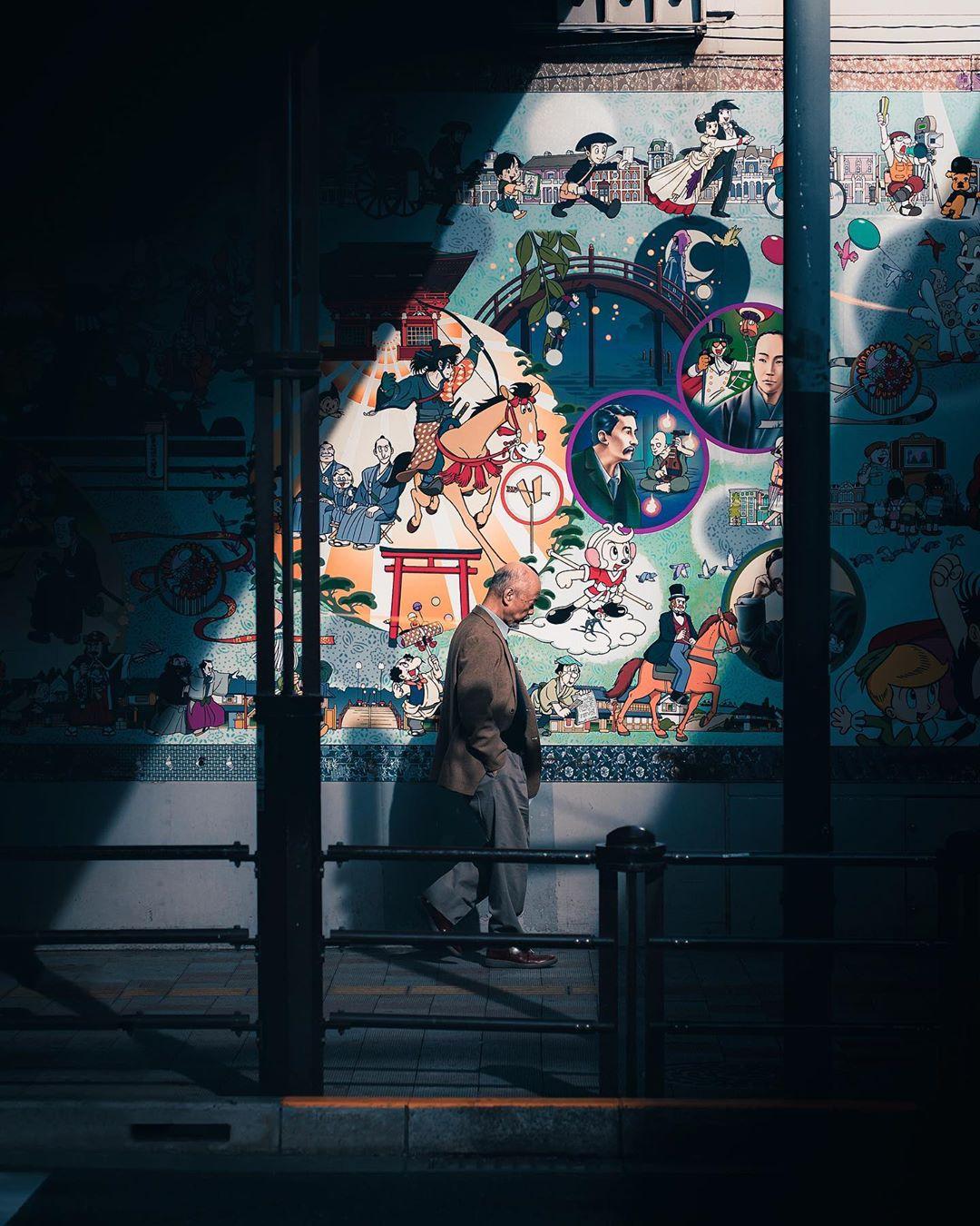 Архитектура и улицы Японии на снимках Джеймса Такуми Шегуна