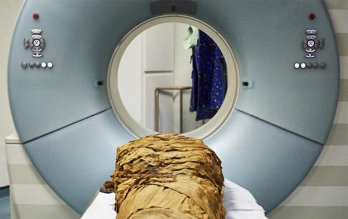 Учёным удалось воспроизвести голос 3000-летней мумии