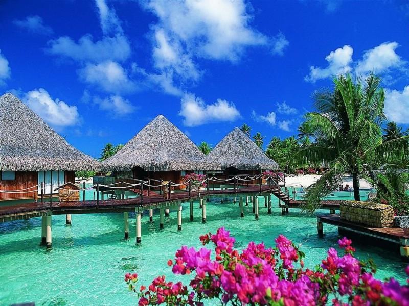 Самые красивые острова мира для комфортного отдыха и уединения