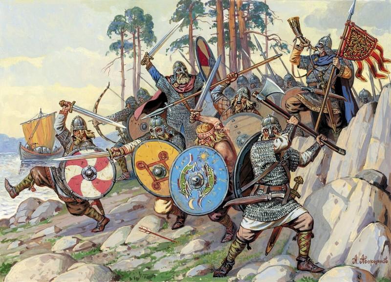 Любопытные факты о викингах, которые вас удивят