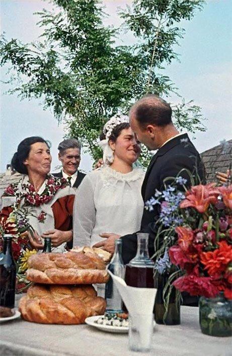 Исторические снимки из журнала Огонек 50-60-х годов