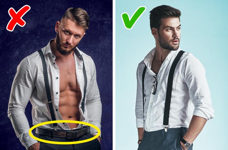 Ошибки в одежде мужчин, которые портят внешний вид