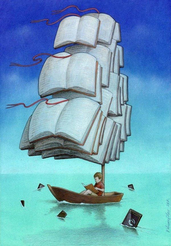 Злободневные иллюстрации об изнанке нашего мира