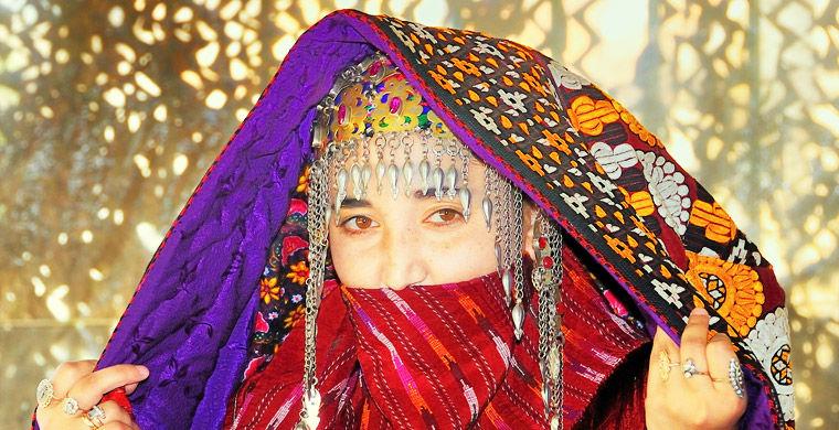 Что покрывает голову невесты в разных странах