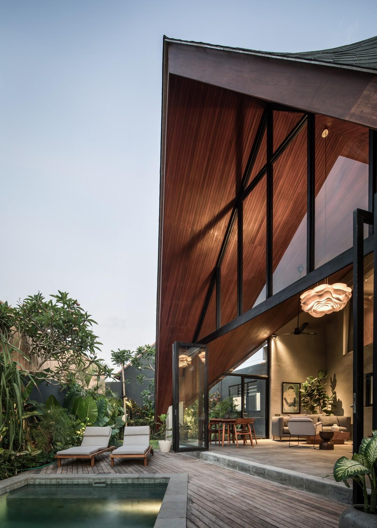 Отель-вилла на острове Бали