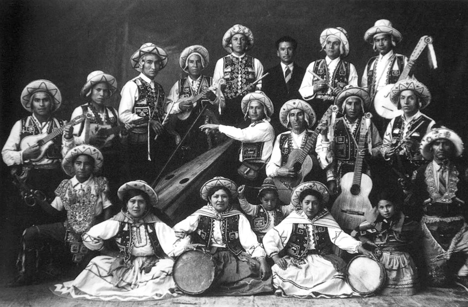 Перу в начале XX века на снимках от индейца Мартина Чамби