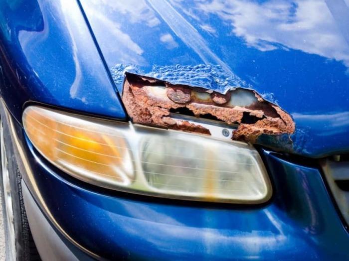 Поломки автомобиля, после которых лучше от него избавиться