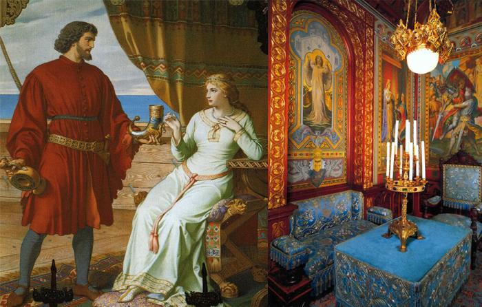 Из истории сказочного замка Нойшванштайн