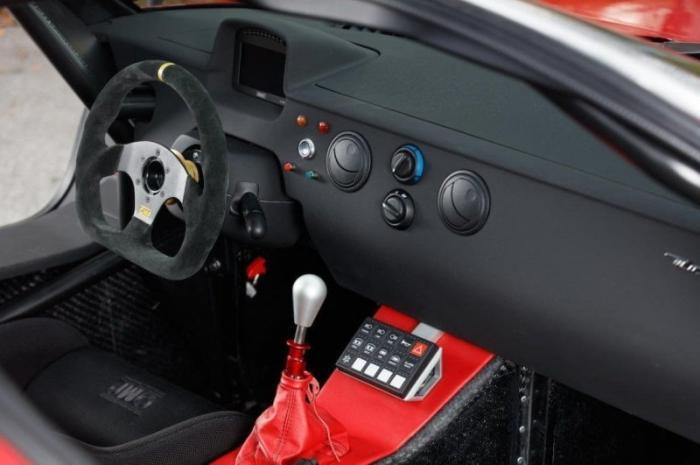 Один из пяти купе Zagato Mostro будет продан на аукционе