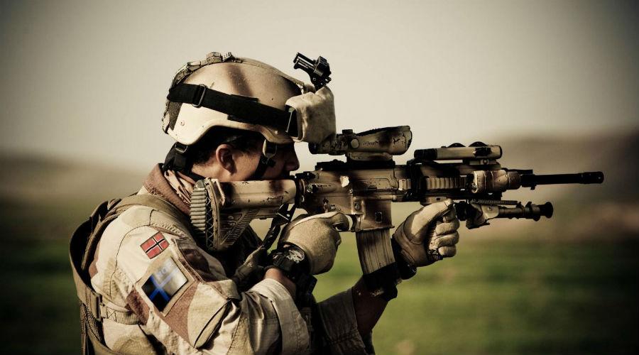 Самые мощные и опасные штурмовые винтовки мира