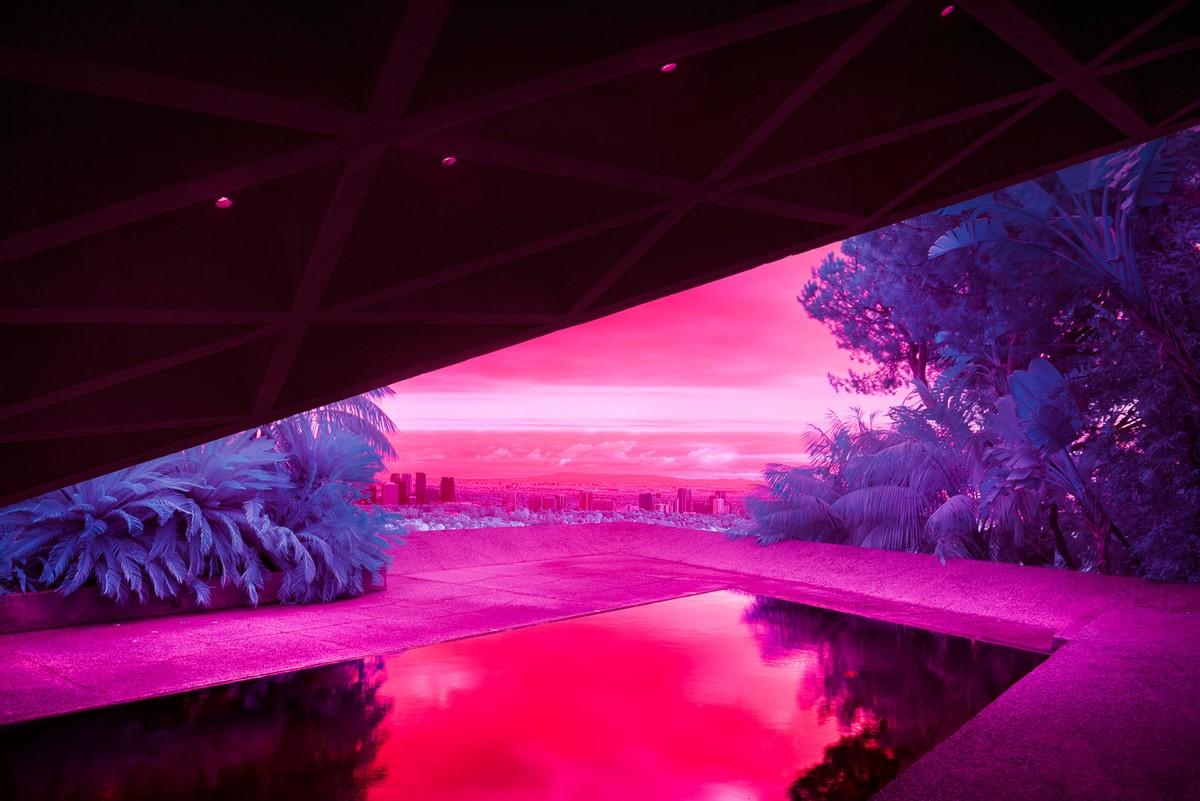 Гиперреальные инфракрасные снимки от Кейт Баллис