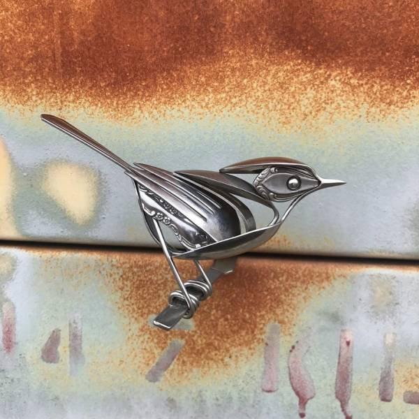 Потрясающие скульптуры из металлолома от Мэтта Уилсона