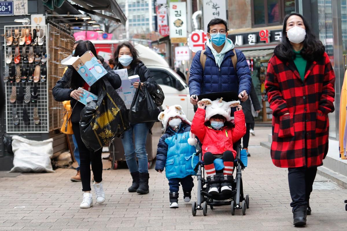 Повседневная жизнь в Южной Корее
