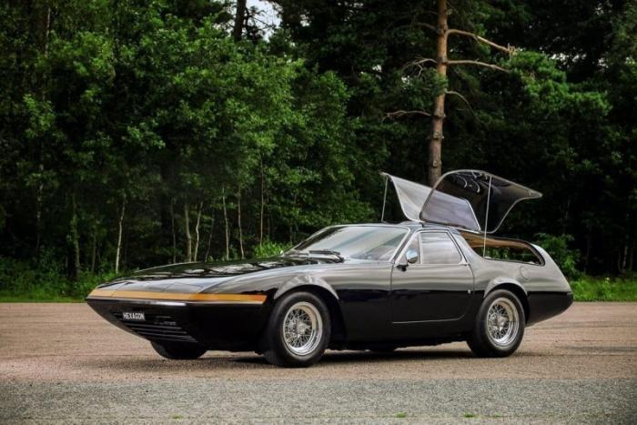 Универсальный Ferrari 365 GTB/4 Daytona Shooting Break