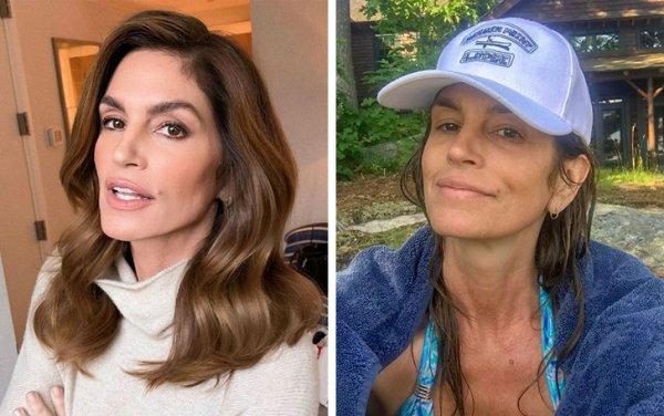 Знаменитые женщины, которые не боятся показаться без макияжа