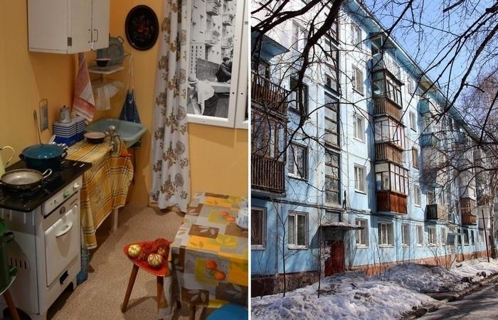 Почему в советских квартирах кухни делали такими маленькими
