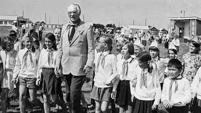 Фотографии былых времён СССР, 1975 год