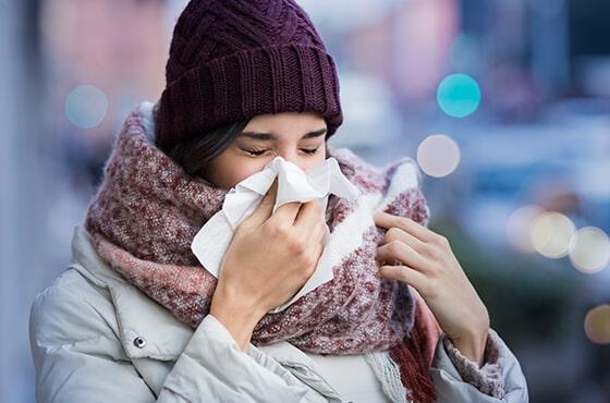 Самые необычные аллергены, с которыми может столкнуться человек