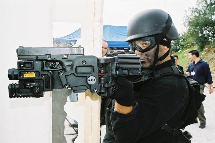 Виды оружия будущего, которых лучше не видеть в действии