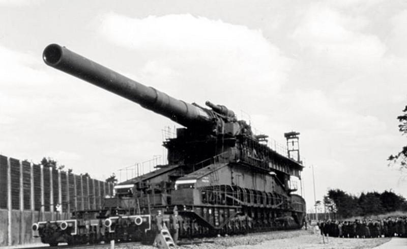 Самые большие и могучие пушки в мире