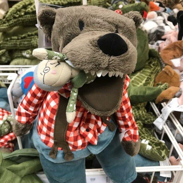 Странные детские игрушки, вызывающие сомнения