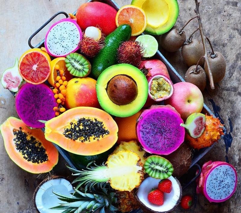 Самые вкусные среди фруктов мира