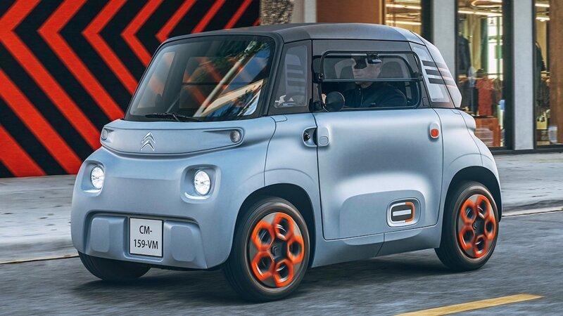 Двухместный автомобиль, на котором в Европе можно ездить без прав