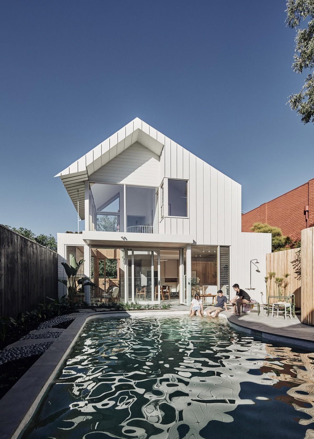 Превращение 150-летнего дома в Австралии