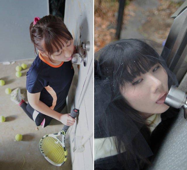 Какой вкус у дверных ручек в Японии?
