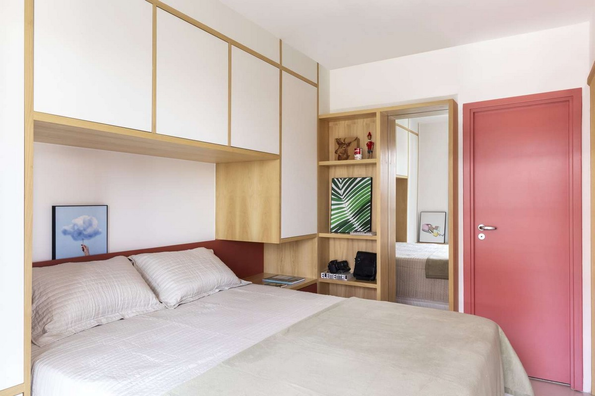 Небольшая уютная квартира в Сан-Паулу