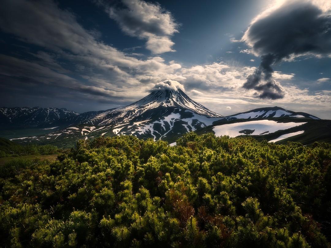 Природа Камчатки на снимках Изабеллы Табаччи