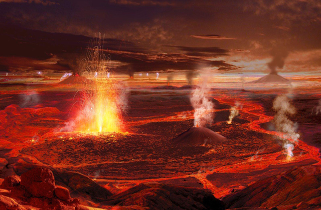 Самые грандиозные катастрофы в истории Земли
