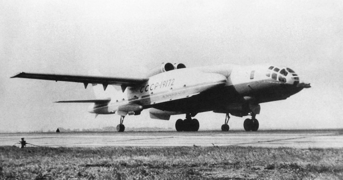 ВВА - странный самолет от советских инженеров