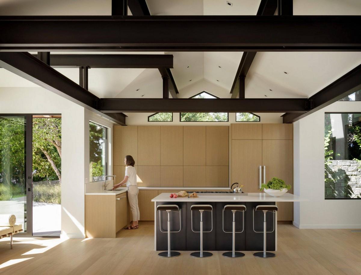 Загородный дом с галереей в Сиэтле