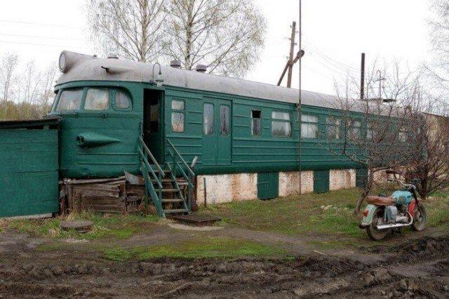 Умельцы дают старому транспорту вторую жизнь