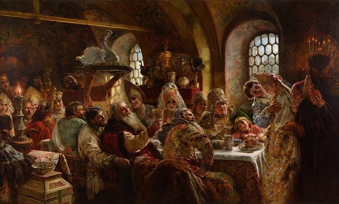 Как на Руси избавлялись от конкурентов при помощи ядов