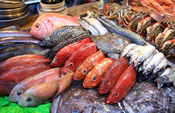 Как правильно выбрать рыбу в магазине