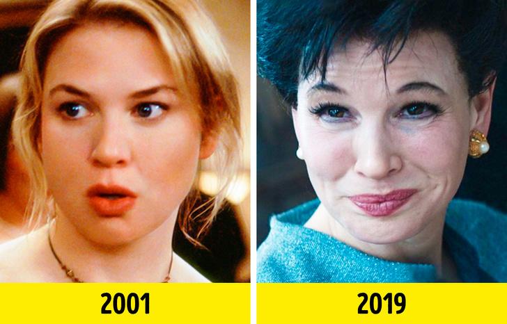 Роли в фильмах, которые вернули знаменитостей в центр внимания
