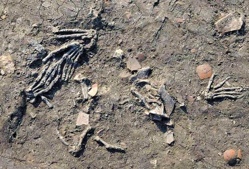 10 археологических открытий, которые вызывают отвращение и ужас