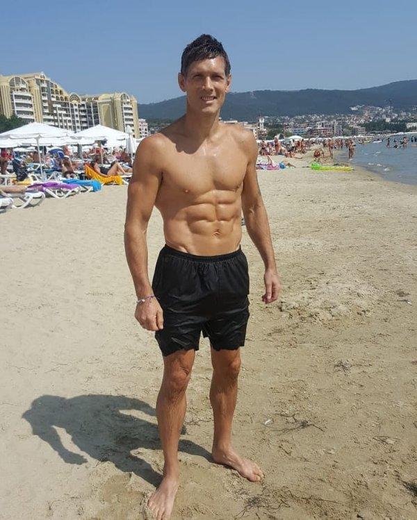 Атлетичный британец Энди Уилкинсон, возраст которого вас удивит
