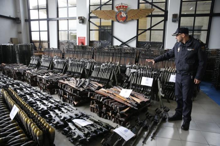 Что происходит с устаревшим оружием, которое снято с вооружения