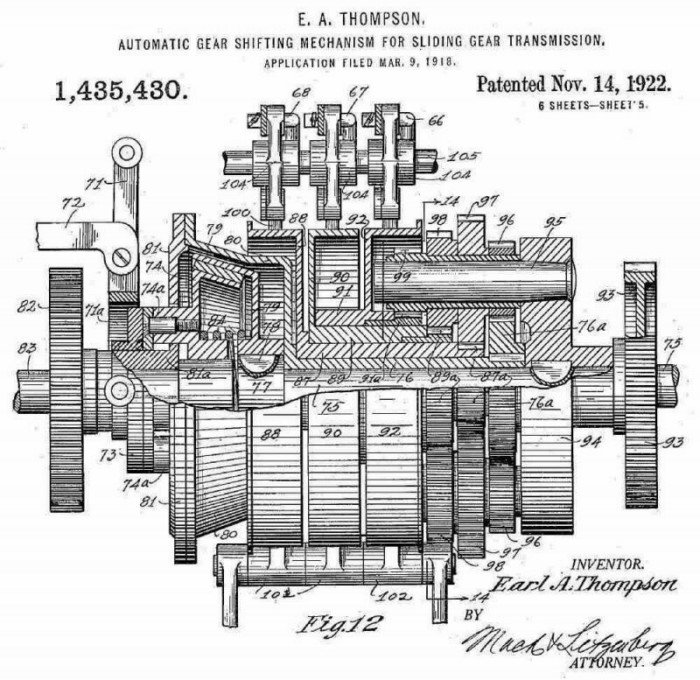 Какие изобретения Кадиллак дал мировому автопрому