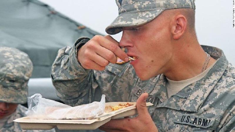 Любопытные факты о базовой подготовке в армии США