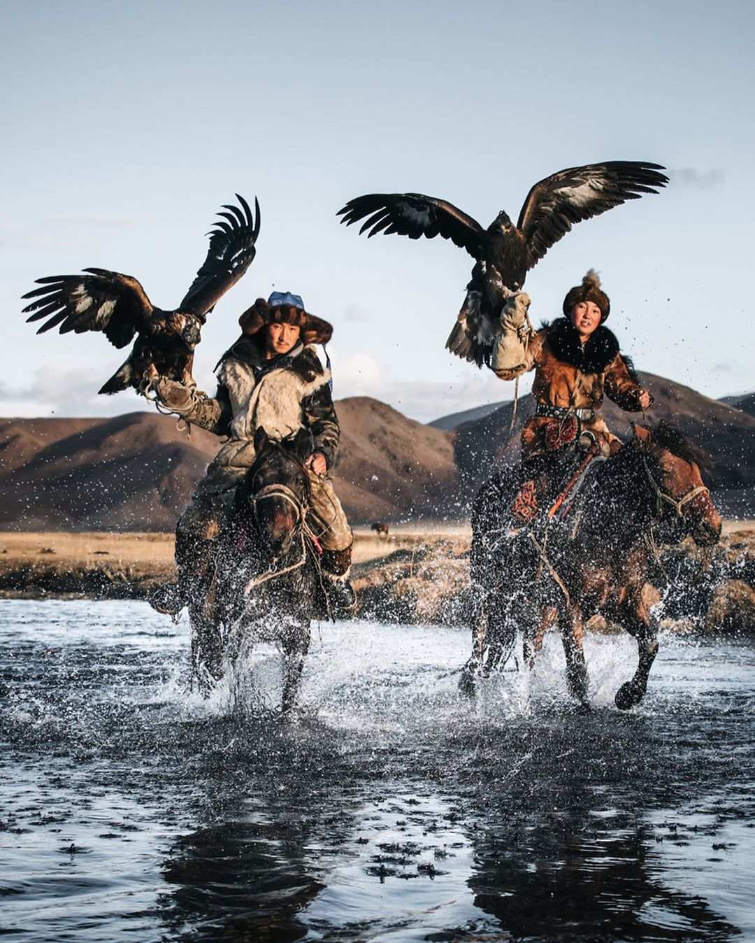 Приключения и путешествия на снимках Джаррада Сенга