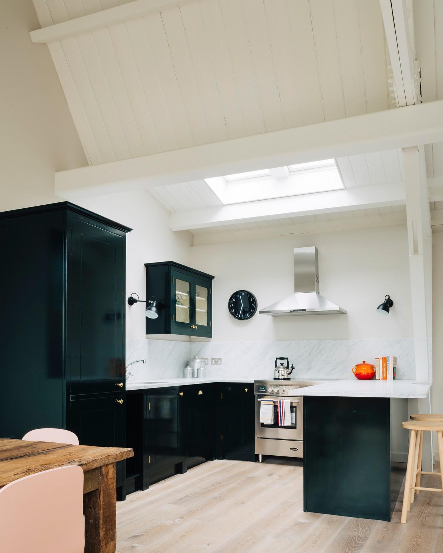 Старинную школу превратили в элитный жилой комплекс в Лондоне